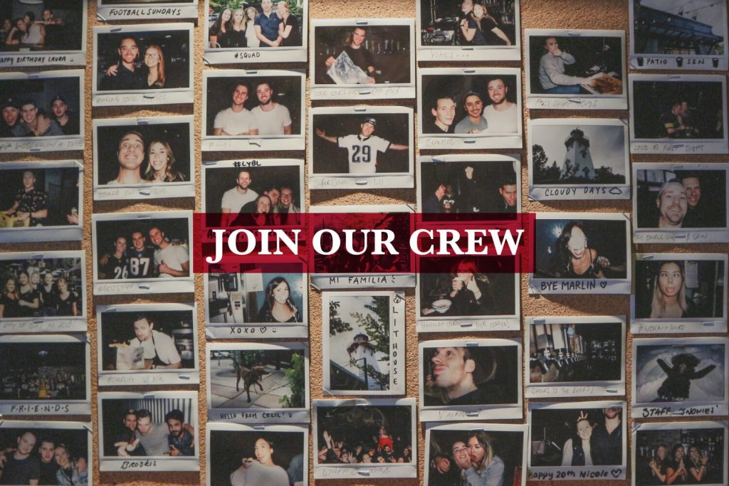 Join Our Crew   Village TapHouse